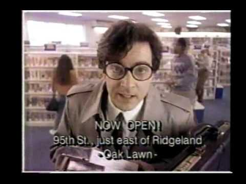 1988 Blockbuster Video Commercial [HQ]
