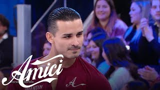 Amici 19 - Valentin - Footloose