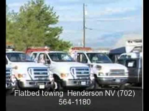 Towing Services Henderson NV | (702) 564-1180