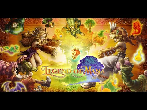 Legend of Mana - PS4 Gameplay