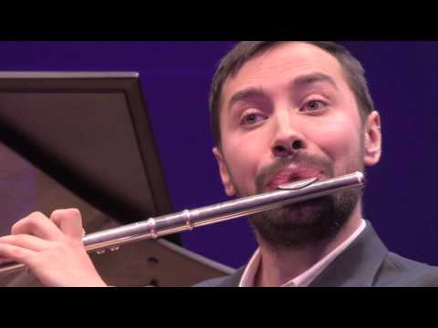 Adam Walker & James Baillieu - Bartók (arr. Arma) Suite Paysanne Hongroise