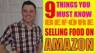 Selling Food on Amazon Packaging Requirements 9 Steps for sell food on Amazon
