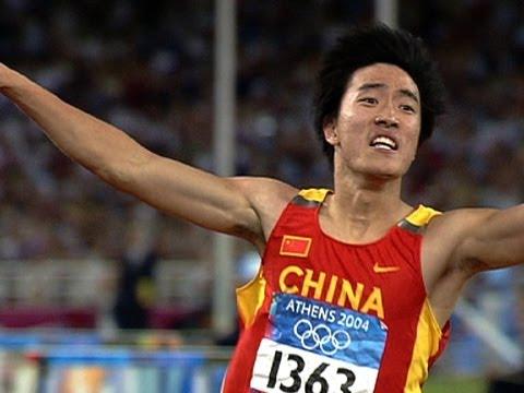 Liu Xiang Wins Historic 110m Hurdles Gold - Athens 2004 Olympics