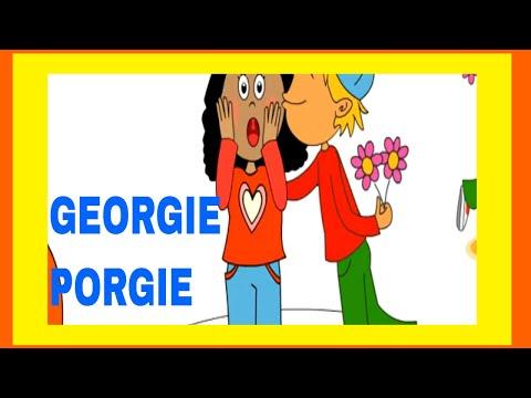 GEORGIE PORGIE SONG | STARFALL APP ❤💖💛