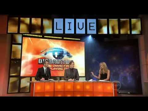 Big Brother Australia 2008 - Day 82 - Friday Night Live #12 / Playing to Win