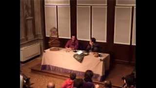Cristiano Cavina presenta