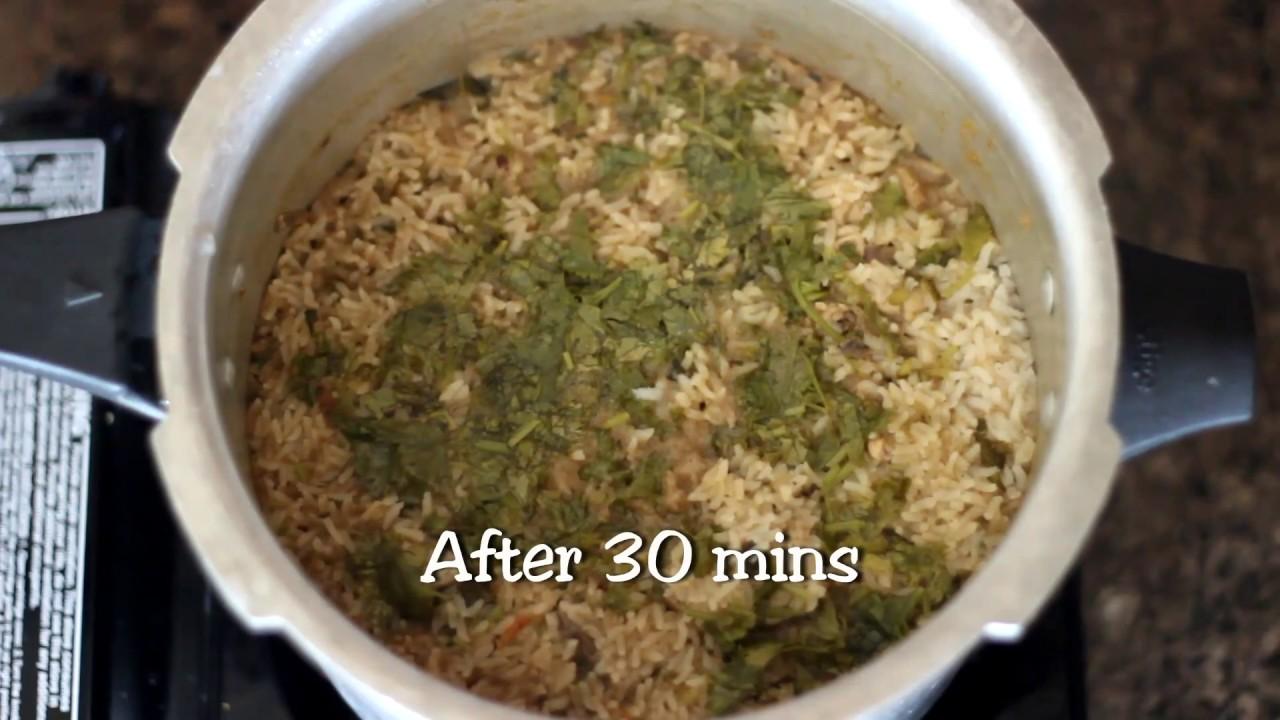 Dindigul Thalappakatti Style Chicken Biriyani | How to make thalappakattu Biriyani
