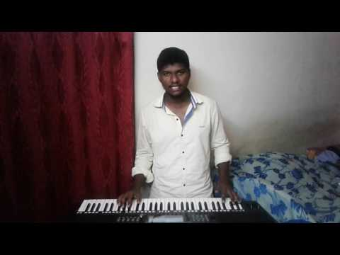 Ne selavadigi // you must watch instrumental music in janatha garage //by ramkebby