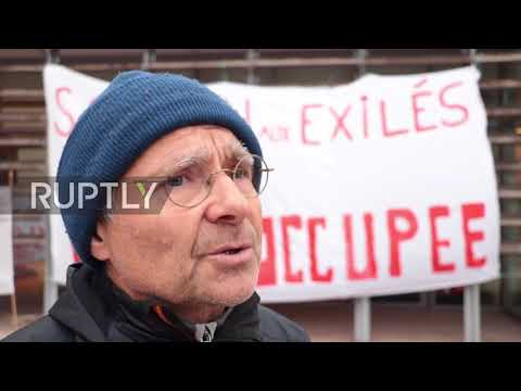 France: Border town struggles to cope with influx of migrants