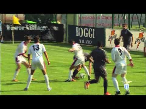 16/07/2013 - Amichevole Lazio-Auronzo 11-0