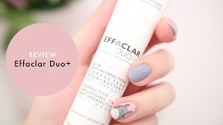 Review Effaclar Duo + Thumbnail