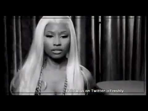 Nicki Minaj - Marilyn Monroe (New song 2014) OFFICIAL VIDEO HD