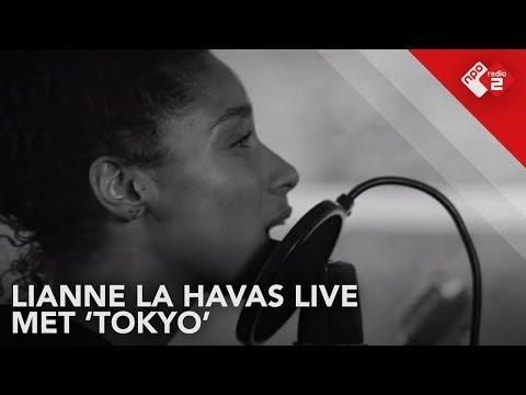 Lianne La Havas - 'Tokyo' live @ Roodshow Late Night | NPO Radio 2