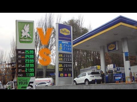 Бензиновый челлендж #5. Нефтек против ОККО