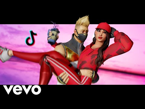 Ariana Grande - 34+35 (Official Fortnite Music Video) TikTok