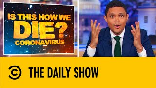 Coronavirus May Cancel The Olympics | The Daily Show With Trevor Noah