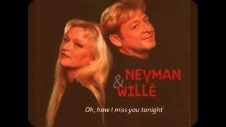 Benny Neyman   Toni Willé (Pussycat) - Oh, how I miss you tonight.rv