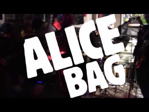 ALICE BAG @ Programme Skate Shop, Fullerton, CA 2.19.2017