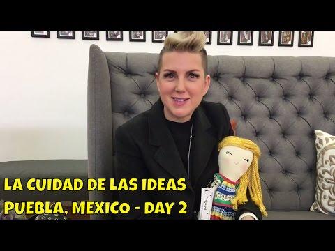 La Cuidad de Las Ideas in Puebla, Mexico - Tarlos Travels Day 2