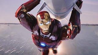 [தமிழ்] Iron Man Carries Nuclear Missile Scene Tamil 4k   (The Avengers, 2012, தமிழ்) [4k]