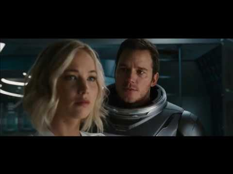 Passengers Movie Trailer - YouTube