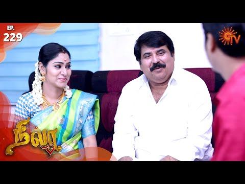 Nila - Episode 229   17th December 19   Sun TV Serial   Tamil Serial