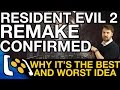 Resident Evil 2 Remake Confirmed: Why It's The Best And Worst Idea