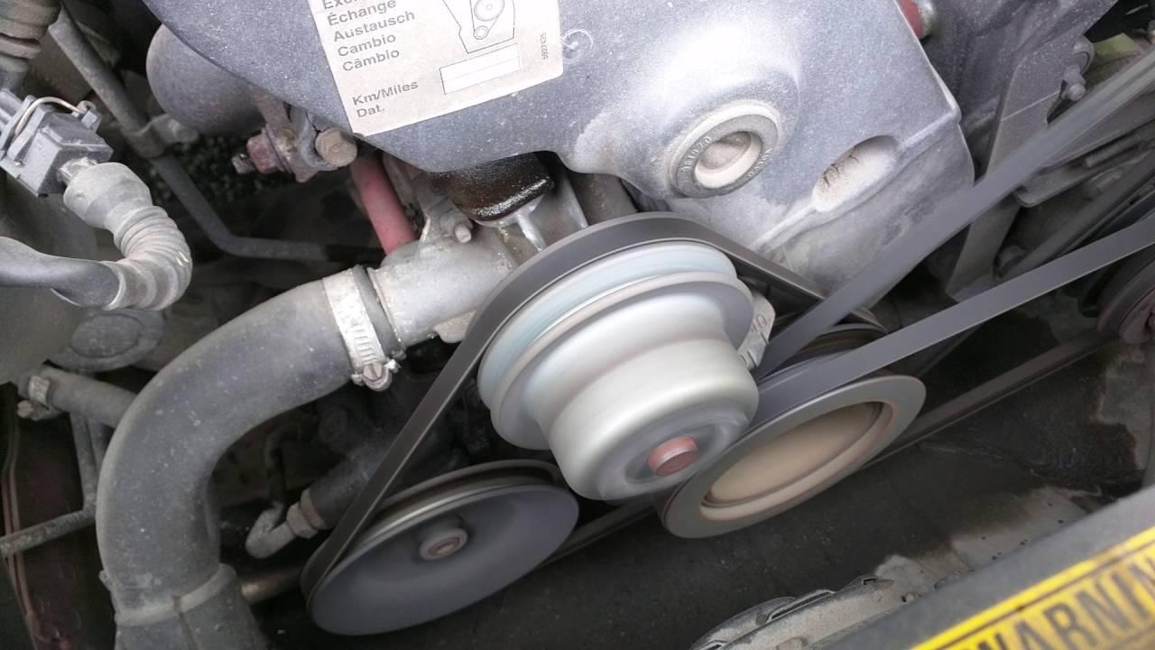 volvo b230ft water pump noise? youtube 1994 Volvo 940 Transmission volvo b230ft water pump noise?