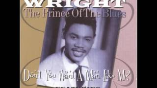 Billy Wright - Don´t You Want a Man Like Me