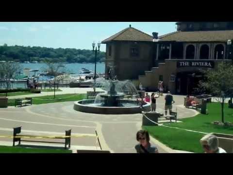 Lake Geneva, Wisconsin - Downtown To The Riviera