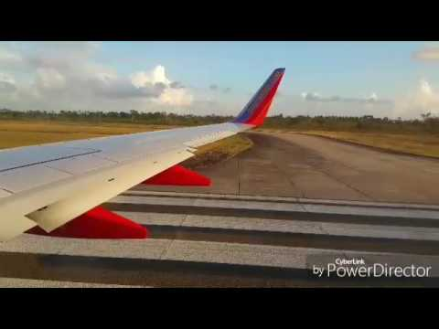 Southwest BZE to HOU part 2