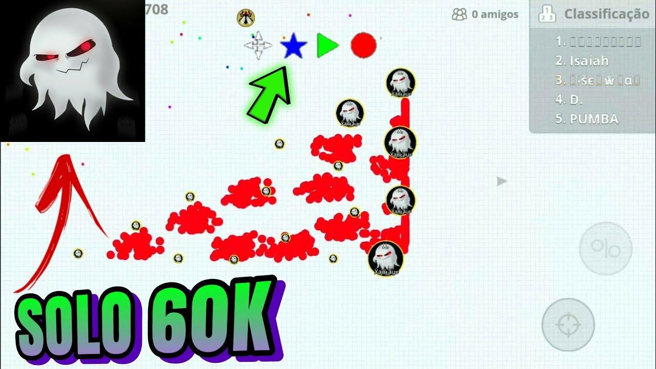 agario hacked Solo