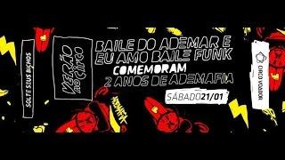 Festa 2 anos de Ademafia no Circo Voador (Veneno Tapes)