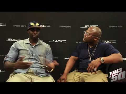Tim Thomas on His Start; Jordan; Kobe; Doing Skits For G-Unit