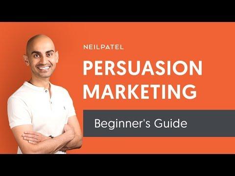 Persuasion Techniques to Make More Money Online (Conversion Rate Optimization)