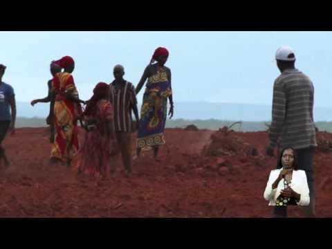 Galana Kulalu Food Security Project   Kenya 2016
