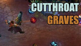Cutthroat Graves Skin Spotlight League Of Legends Vloggest