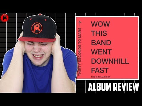 Thirty Seconds To Mars - AMERICA | Album Review