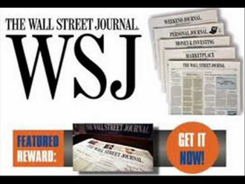 Since , Wall Street Journal Subscription is an ultimate source of top-most quality news and news analysis for most of the people. Wall street journal online and market watch offers wide-ranging content programs, tragic driving preparations and other affiliation .