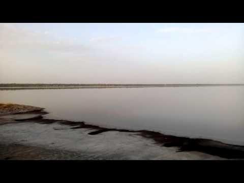 Sambhar Lake, A Beautiful Salt Lake.