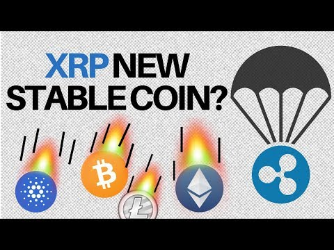 XRP New Stable Coin? Coinbase, ETH, & Tomochain Main Net - Today's Crypto News