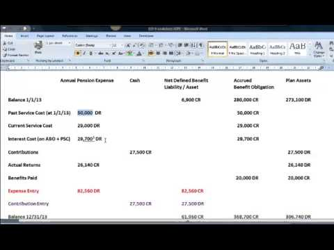 Worksheets Pension Worksheet pension worksheet e19 9 youtube 9