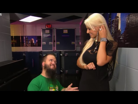 WWE NXT: Maryse denies being Hornswoggle's secret admirer
