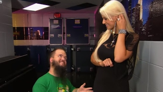 WWE NXT: Maryse denies being Hornswoggle