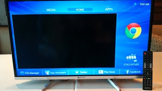 Micromax Canvas Smart LED TVs Overview