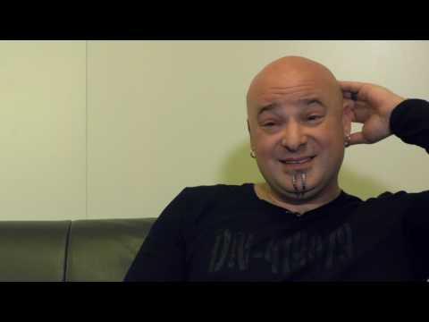 Disturbed interview - David Draiman (part 1)