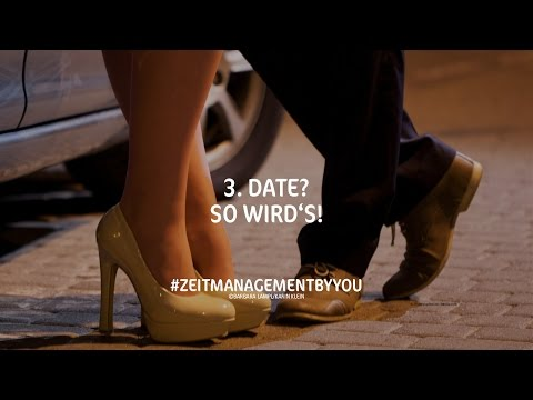 #zeitmanagement by you Video 5 3 Date