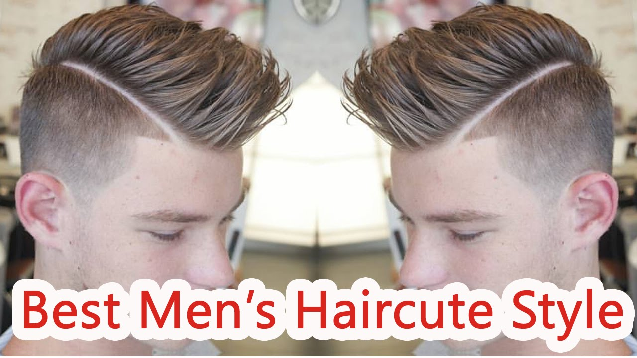 Best Haircut Style For Men 2015 2016 Youtube