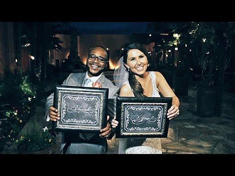 Jessica and Jarad - Wedding Highlights - March 2015