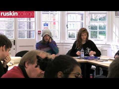 English Studies (Ruskin College, Oxford)